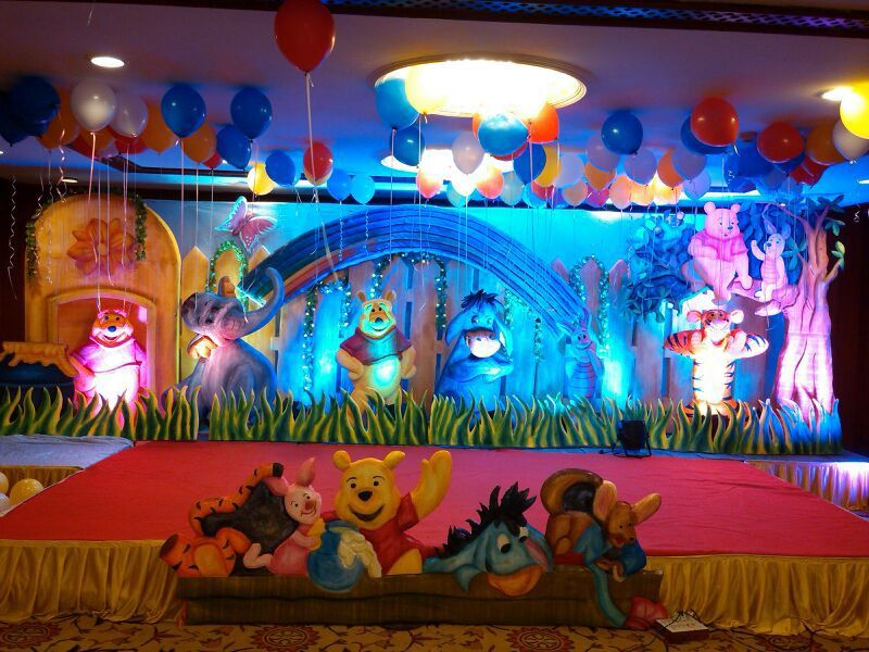 1st Birthday Party Decorations Hyderabad